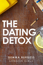 Dating Detox book cover by Gemma Burgess
